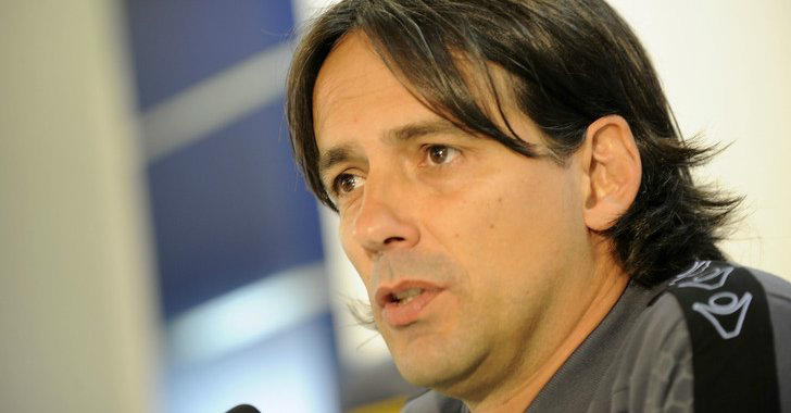 Inzaghi simo Lazio tweet