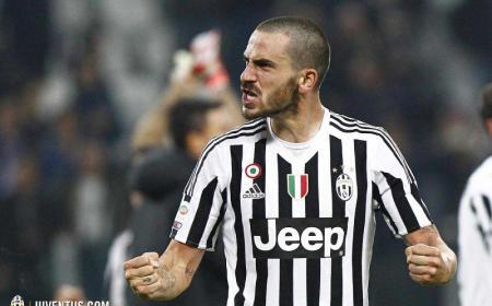 Bonucci ufficiale Juventus sito