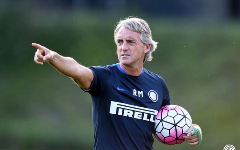 Mancini Inter new uff