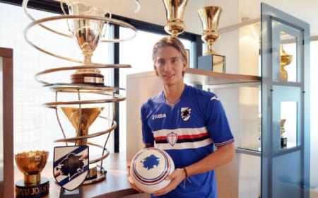 Praet Foto Sampdoria Twitter