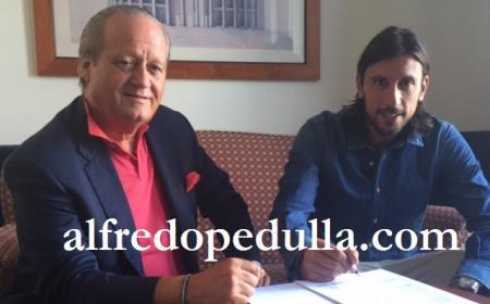 Zaccardo firma Vicenza