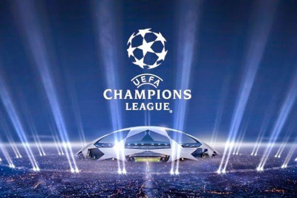 champions league logo luci
