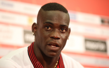 Balotelli conferenza Nizza Twitter