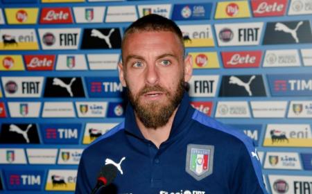 De Rossi Nazionale FIGC Twitter