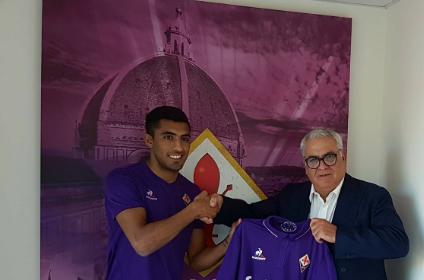 Maxi Olivera Fiorentina Twitter