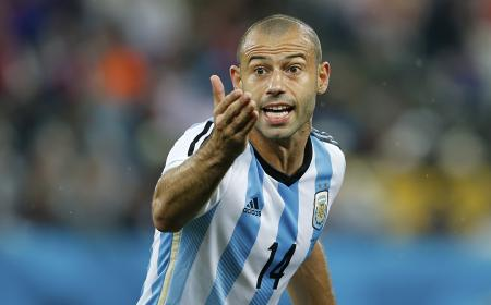 Javier Mascherano's name has found its way into conversations across Argentina
