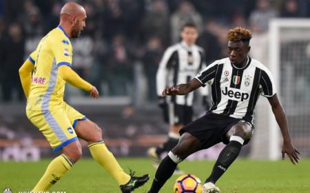 Kean Moise Juventus Twitter