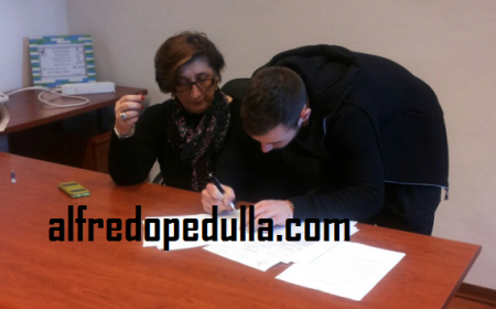Campagnacci firma Siena