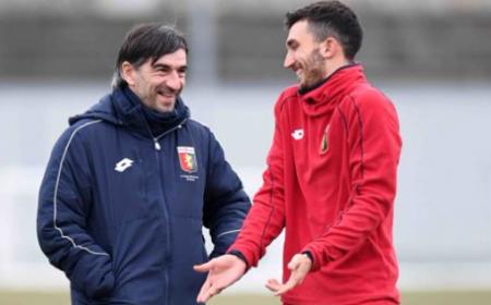 Cataldi Juric Genoa Twitter