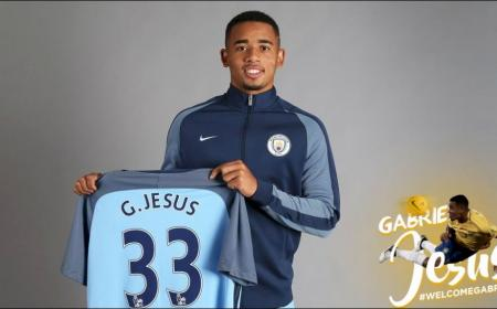 Gabriel Jesus sito Manchester City