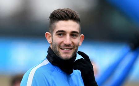Gagliardini training Inter Twitter