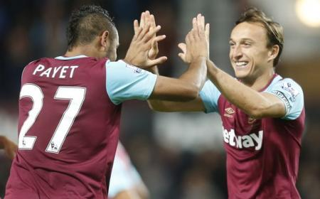 Noble Payet West Ham Mirror