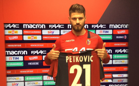 Petkovic Bruno Bologna Twitter