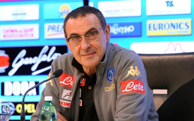 Sarri Twitter Napoli