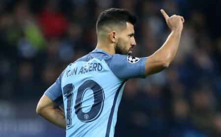 Aguero Manchester City Foto ESPN