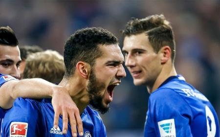 Bentaleb Twitter Schalke
