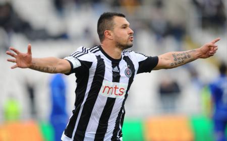Bojinov Partizan Belgrado novostirs