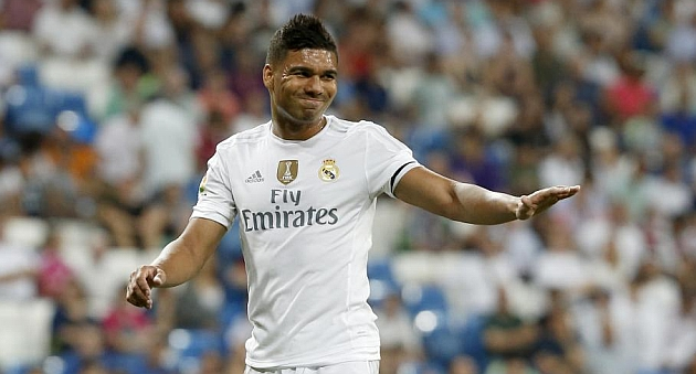 Casemiro Real Madrid Marca