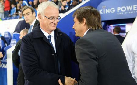 Claudio Ranieri Antonio Conte daily star
