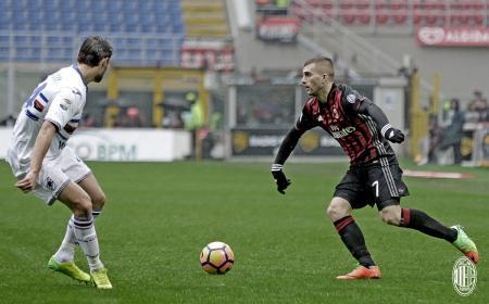 Deulofeu Twitter Milan