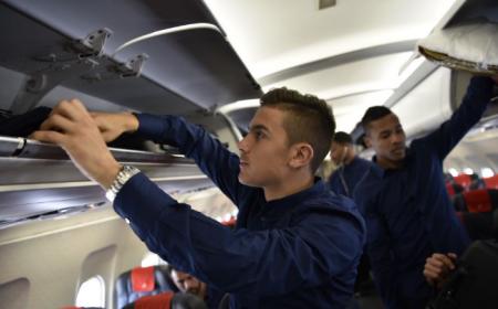 Dybala gruppo partenza Porto Juventus Twitter