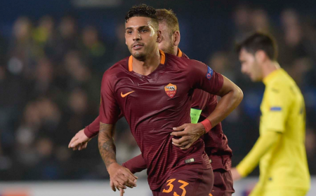 Emerson Palmieri Roma Twitter
