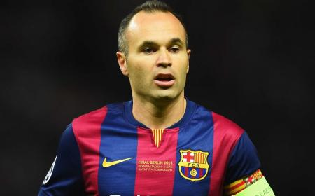 Iniesta Andres wallpaperbackgroundsnet