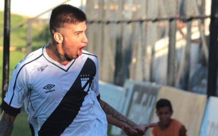 Joaquín Ardaiz Danubio Futbol
