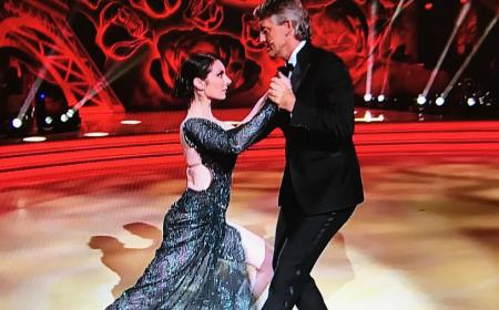 Mancini Ballando con le stelle Rai