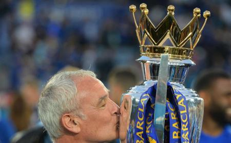 Ranieri Leicester win Premier League Foto The Sun