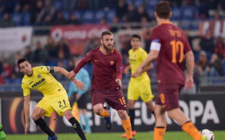Roma Twitter Villarreal