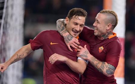 Totti Twitter Roma