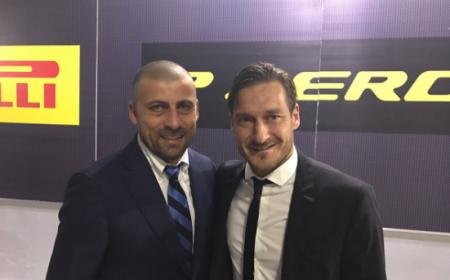 Totti e Samuel Totti Twitter