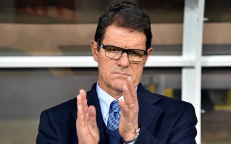 Russia's head coach Fabio Capello from Italy applaudes during the UEFA Euro 2016 qualifying football match between Russia and Moldova in Moscow on October 12, 2014. AFP PHOTO/KIRILL KUDRYAVTSEV
