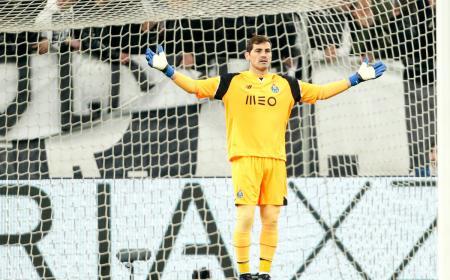 Casillas Twitter Porto