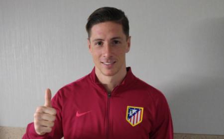 Fernando Torres ok Atletico Madrid Twitter