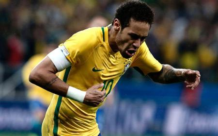 Neymar Brazil Foto: Sports Illustrated