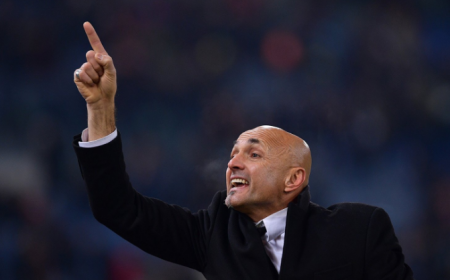 Spalletti Luciano account Roma Twitter