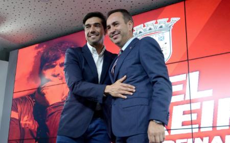 Abel Ferreira Sporting Braga Twitter