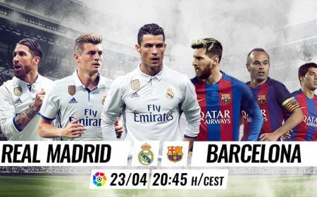 Clasico Twitter Real Madrid