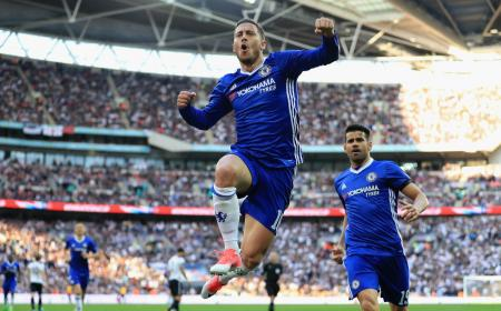 Hazard Twitter Chelsea