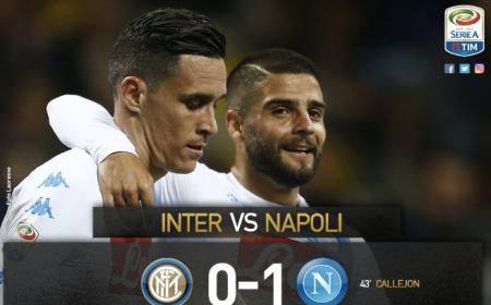 Inter Napoli 0-1