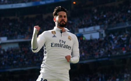 Isco Real Madrid 16-17 Foto The Sun