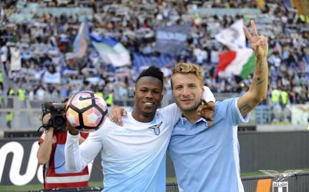 Keita Twitter Lazio