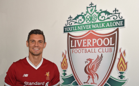 Lovren Dejan rinnovo Liverpool Twitter
