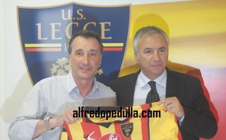 Rizzo e Meluso Lecce