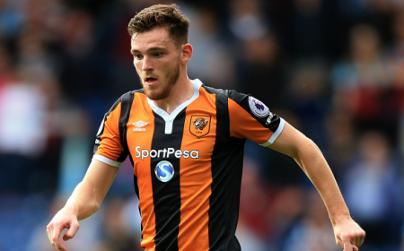 Robertson Hull City Foto TeamTalk