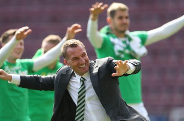 Rodgers Celtic Twitter