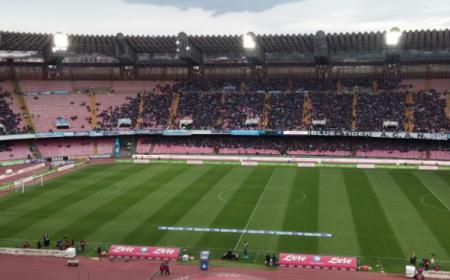 San Paolo Stadio Napoli Foto Juventus Twitter
