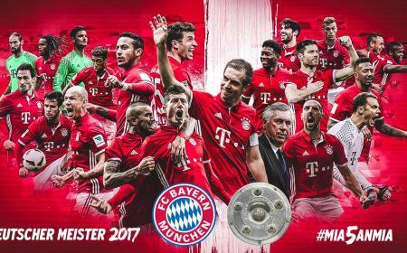 Twitter Bayern Monaco